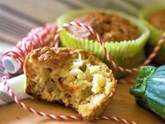 Cuketové muffiny Kitchenaid, Baked Potato, Potatoes, Baking, Breakfast, Health, Ethnic Recipes, Food, Baby