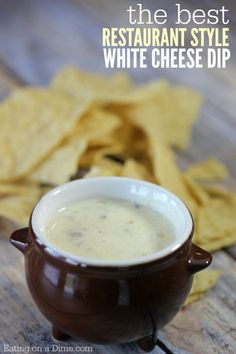 This is the Best Mexican White Cheese Dip recipe. An Authentic queso dip that tastes just like the Mexican Restaurant white sauce. Your entire family is going to love this queso blanco. Mexican Dishes, Mexican Food Recipes, Recipes Dinner, Mexican White Cheese Dip, Mexican White Sauce, Mexican White Cheese Sauce Recipe, Mexican Queso Recipe, Moes Queso Recipe, Cheese Dip Recipes