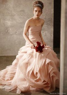 Vera Wang Vw351011 Wedding Dress $915 Angies's dream Dress