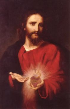 Heart of Jesus, fount of life and holiness. Description from discerninghearts.com. I searched for this on bing.com/images