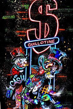 Cartoon Painting, Graffiti Painting, Graffiti Art, Cartoon Graffiti, Neon Spray Paint, Spray Paint On Canvas, Disney Pop Art, Ancient Egypt Art, Iphone Wallpaper Sky
