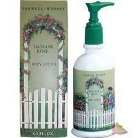Caswell Massey damask rose body lotion 8.5 oz  new by azaleas70