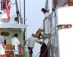 Diana climbing - but WHY?