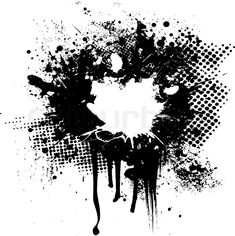 Paint Splash Background, Black Background Images, Watercolor Background, Glass Photoshop, Splash Images, Trash Polka Tattoo, Dot Tattoos, Ink Splatter, Photo Texture