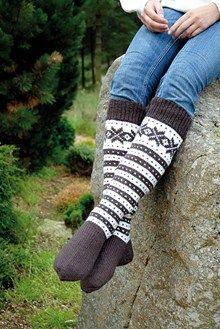 Fana sokker - Viking of Norway Knitting Videos, Knitting Socks, Leg Warmers, Norway, Vikings, Sewing, Pattern, Dessert Ideas, Crocheting