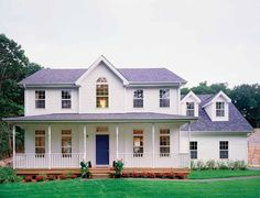 Eplans Victorian House Plan - Crisp Country Classic - 2088 Square Feet and 3 Bedrooms from Eplans - House Plan Code HWEPL10193