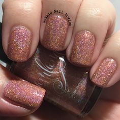 Dreamland Lacquer Smiling's My Favorite!