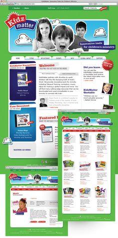 Kidzmatter - great site w/lots of ideas