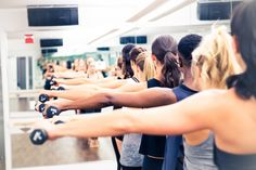 Looking for a new upbeat fitness challenge? Learn more about our latest obsession, FlyBarre at Flywheel Sports!