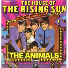 "The House of the Rising Sun"" is a traditional folk song, sometimes called ""Rising Sun Blues"". It tells of a life gone wrong in New Orleans. The most successful commercial version, recorded in 1964 by the English rock group The Animals, was a number one hit in the United Kingdom, the United States, Sweden, Finland, and Canada. Like many classic folk ballads, the authorship of ""The House of the Rising Sun"" is uncertain. Musicologists say that it is based on the traditio..."
