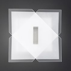 Wofi Lighting Nadra Modern White And Clear Glass Square Wall Light Nadra white and clear glass square wall light. This modern wall light is available in three different sizes. http://www.comparestoreprices.co.uk/wall-lights/wofi-lighting-nadra-modern-white-and-clear-glass-square-wall-light.asp
