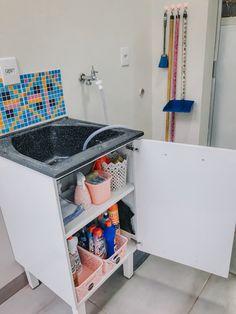 New Homes, Decor, House, Home Diy, Storage, Laundry Room Design, Outdoor Kitchen Decor, House Inspo, Home Decor