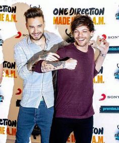LOUIS TOMLINSON❤️ AND LIAM PAYNE❤️.