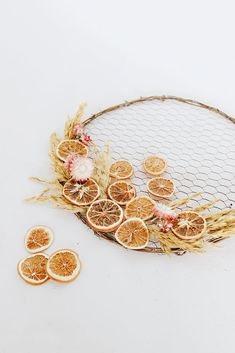 Design your very own wreath for your bohemian wall decor with dried orange slices from Afloral.com. . . #bohowreath #bohemianhome #wreathdecor #walldecor Dried Orange Slices, Dried Oranges, Diy Backdrop, Backdrops, Diy Wreath, Wreaths, Bohemian Wall Decor, Baby Sprinkle, Dried Flowers