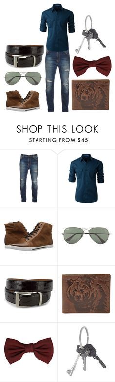 """""""If I never get to see the Northern Lights, If I never get to see the Eiffel Tower at night, Oh if all I've got, is your hand in my hand, Maybe I can die, a happy man"""" by robandshannon ❤ liked on Polyvore featuring Nudie Jeans Co., LE3NO, Kenneth Cole Reaction, Ray-Ban, Greg Norman Collection, FOSSIL, Lanvin, Givenchy, men's fashion and menswear"""
