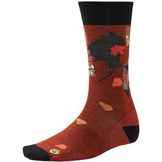 Okay, get ready. There's a whole lot of darling Smartwool stuff featuring Charley Harper images.