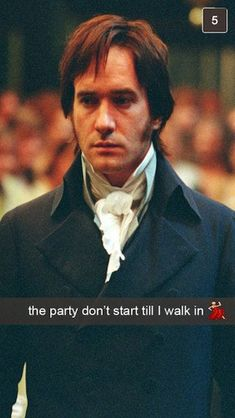 "16 Snapchats From ""Pride And Prejudice"""
