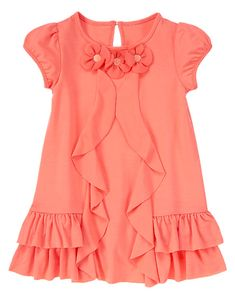Gymboree Ruffle Blossom Dress