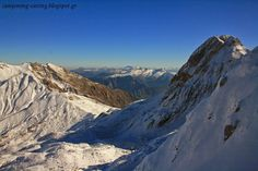 Fourka and Kruakouras peak