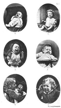 Screaming Infants. Plate I.PUBLIC DOMAIN