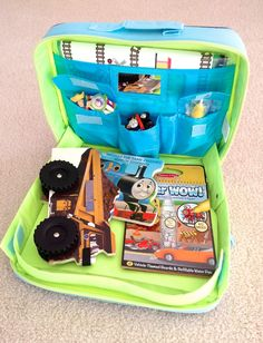 Holly's Arts and Crafts Corner: Traveling with Creative Kids: 10 Things to Pack in Your Child's Carry-On (Preschool Age)