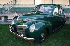 1939 Mercury Series 99A Town Sedan