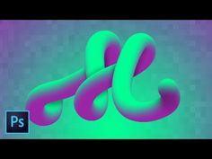 Advanced 3D Typography Effects PART 1 Photoshop CC (How to Create Amazing Text with Mixer Brush) - YouTube