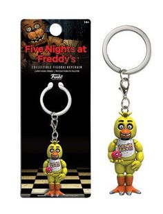 Funko Keychains: Five Nights at Freddy's - Chica