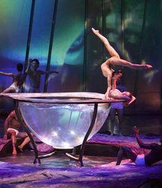 Las Vegas, NV. Cirque de Soleil - Zumanity.