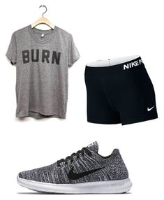 """""""Untitled #162"""" by brianna-2411 on Polyvore featuring NIKE"""