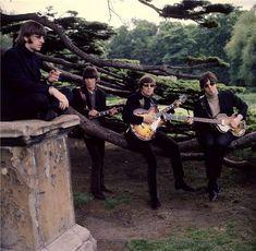 Richard Starkey, George Harrison, John Lennon, and Paul McCartney The Beatles Rain, Foto Beatles, Beatles Love, Les Beatles, Beatles Photos, Beatles Songs, Liverpool, Ringo Starr, George Harrison