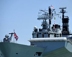 The home of the official Royal Navy newspaper, Navy News Navy News, Hms Illustrious, Royal Navy Aircraft Carriers, Royal Marines, Navy Military, Newspaper, Korea, History, Historia