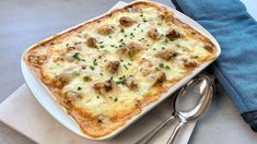 Ofen-Tortellini Auflauf - Rezept von Thermiliscious Quiche, Macaroni And Cheese, Pasta, Breakfast, Ethnic Recipes, Youtube, Food, Gnocchi, Mac Cheese
