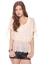 Luv luv luv this!!! (have I mentioned, I love Forever 21.....and lace?!?)