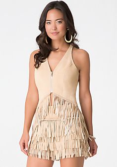 Stevie Fringe Vest Summer Must Have!