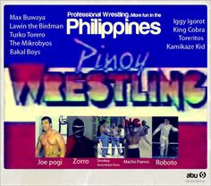 More fun in the Philippines Professional Wrestling, More Fun, Philippines, Boys, Baby Boys, Senior Boys, Sons, Guys, Baby Boy