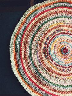 Children's room - Scrap rug - Shop Mom Handmade