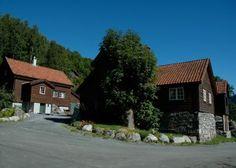 Nedrebergtunet Nedreberg Farm Norway