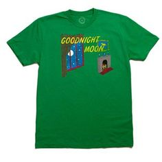 Goodnight Moon Adult T-Shirt, Size: small