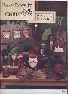 easy does i't for christmas_art-to heart - Marta González - Álbuns da web do Picasa