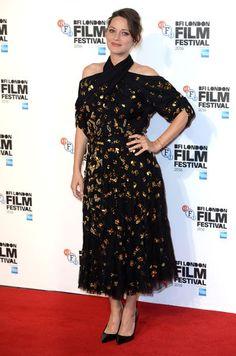 Léa Seydoux et Marion Cotillard se trouvaient à Londres vendredi soir pour la première de «Juste la fin du monde», le dernier film de Xavier Dolan.