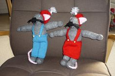 Nisseopskrifter Christmas Ornaments, Knitting, Holiday Decor, Home Decor, Noel, Tricot, Breien, Christmas Ornament, Stricken