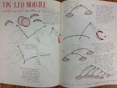 How to Make a Calder Mobile » K - 6 Art K – 6 Art