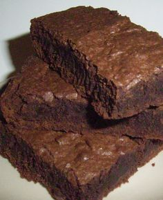 Espresso kahlua brownies- gluten and lactose free