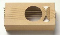 Como fazer instrumentos musicais caseiros para crianças