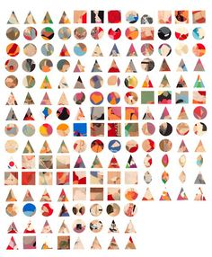 >>257 daily collages by tom moglu