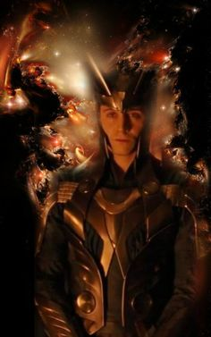 Loki-because someone felt that he was as cool as I do..