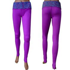 Lululemon reversal pants These fit really well. They are reversible so you can wear both colors ?? lululemon athletica Pants Leggings
