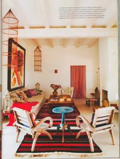 Inspired decorating...mexican romance