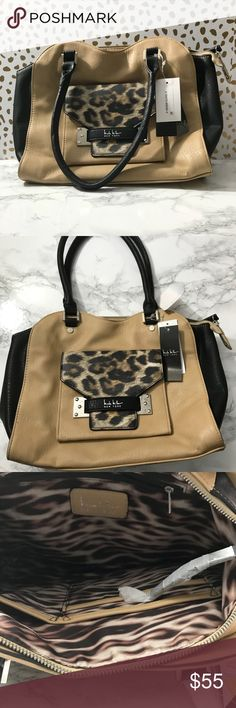 Nicole Miller Handbag Measurements in pictures, new. Nicole Miller Bags